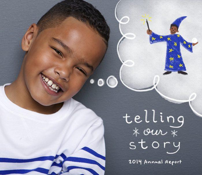 Tennyson Center For Children   Building A Better Annual Report