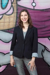CenterTable Digital Agency Team: Adrienne Schafer, Director of Digital Strategy
