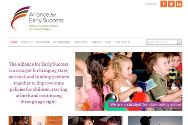 The Alliance For Early Success | New Look, New Name, Same Incredible Mission