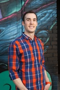 CenterTable Digital Agency Team: Ben Hock, Director of Creative Services