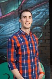 CenterTable Digital Agency Team: Ben Hock, Director of Creative Services