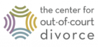 The Center For Out-of-Court Divorce Logo