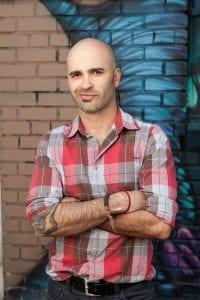 CenterTable Digital Agency Team: Gerardo Perez, Director of Graphic Design