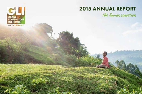 Global Livingston Institute   First Annual Report