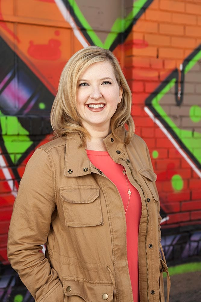CenterTable Digital Agency Team: Carrie Odberg, Director Of First Impressions