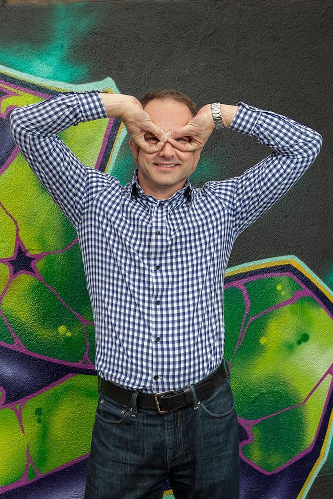 CenterTable Digital Agency Team: Thomas Dahl Take 2