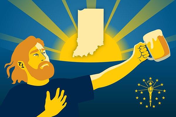 Sun King Brewery | Legislative Action Campaign