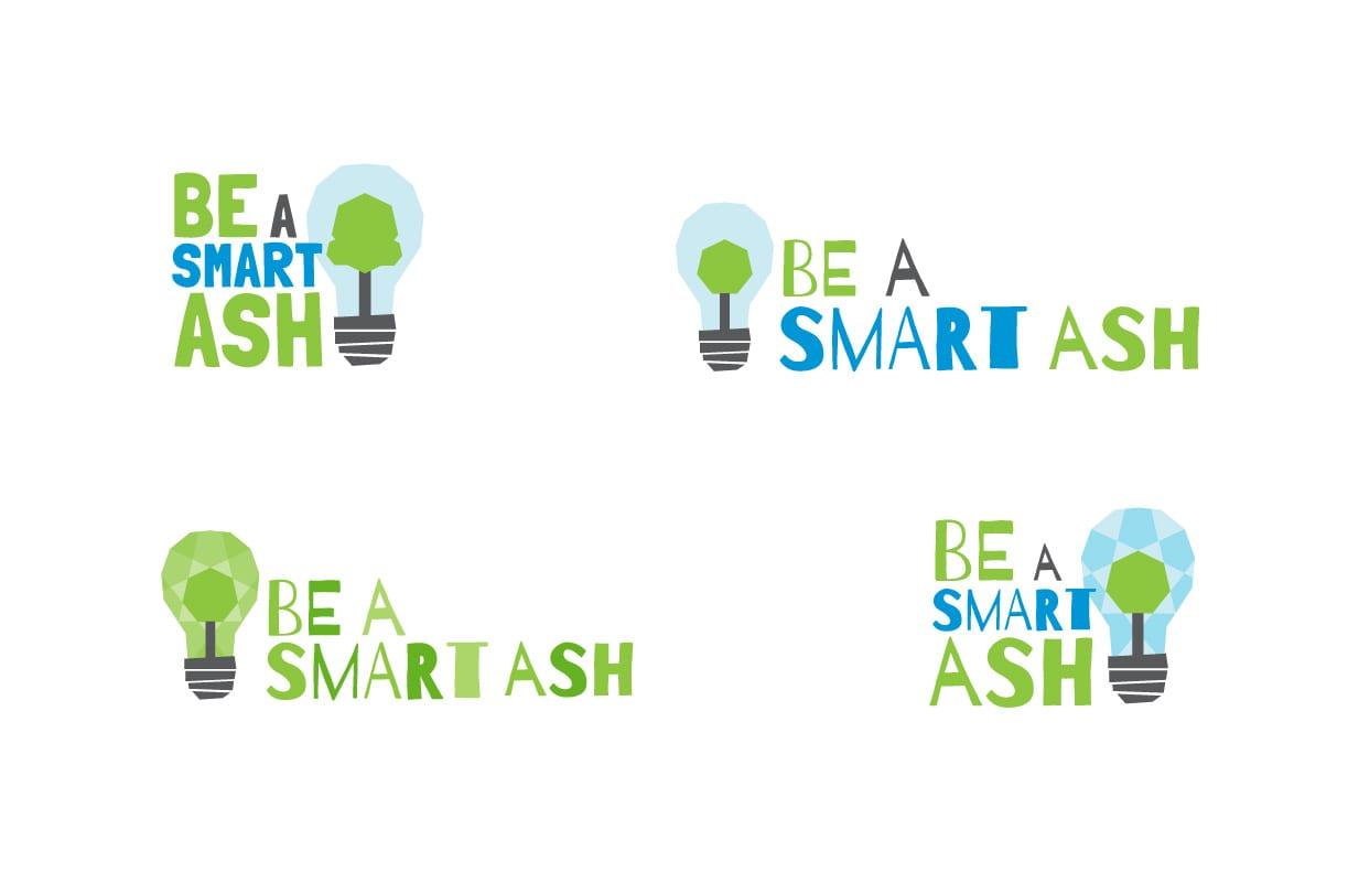 Be-a-smart-ash-logo-design-3