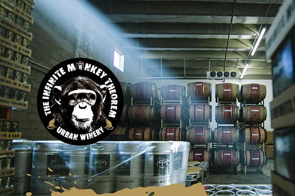 Infinite Monkey Theorem | Brand Timeline Infographic