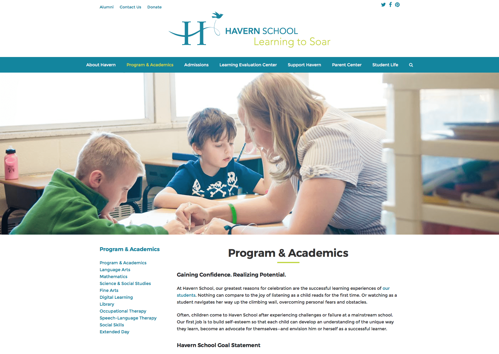 Havern-school-web-design-new-2