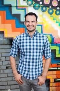 CenterTable Denver Digital Team: Armand Piecuch, Director of Multimedia Production