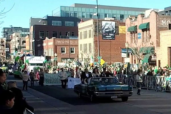 Denver St. Patrick's Day Parade | Live Stream