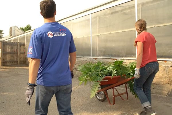 Noble Energy | Noble Day Of Caring Activates Employees Across Colorado & Across The Globe